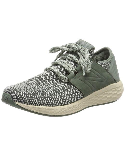 New Balance Green Fresh Faom Cruz V2 Hygge Pack Sneaker