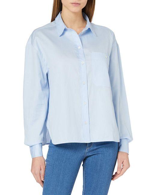 M02093442101 Camicia da Donna di Marc O'polo in Blue