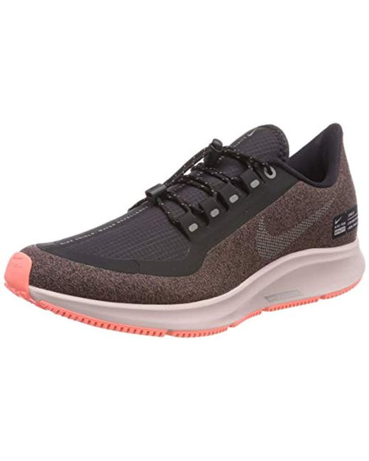 premium selection 452d7 c2c2a Women's Gray W Air Zoom Pegasus 35 Rn Shld Running Shoes