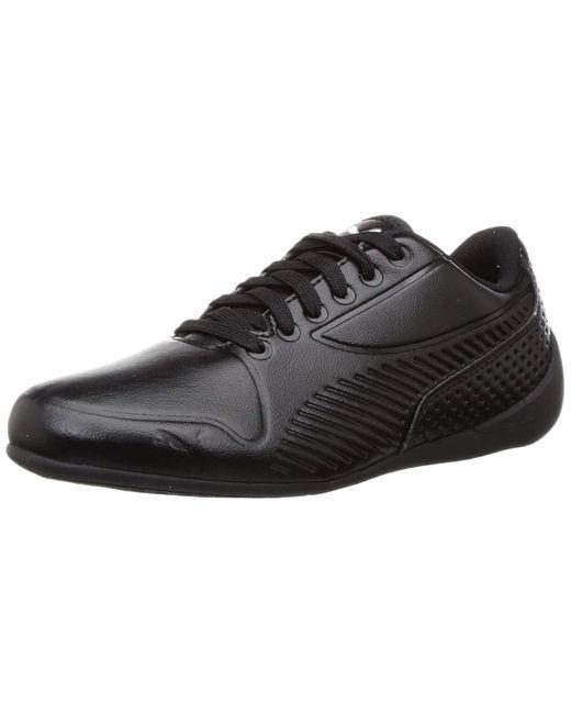 PUMA Black Erwachsene Drift Cat 7S Ultra Sneaker