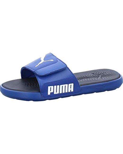 PUMA Badeschlappen Starcat Tech 372024 in Blue für Herren