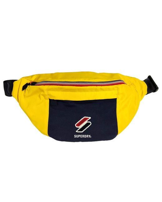 Sportstyle BUMBAG Superdry en coloris Yellow