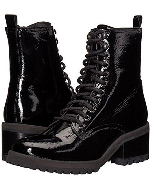 3dcaa896dda Women's Black Geneva Combat Boot