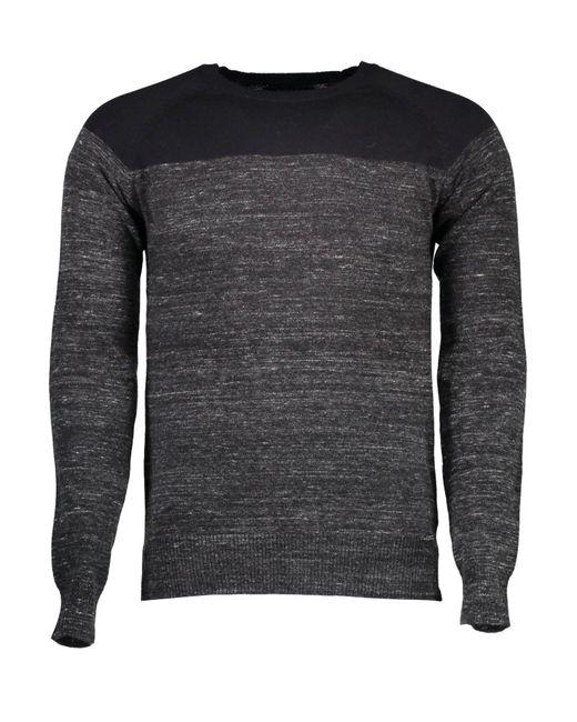 LS CN ORONZO SWTR-M63R52Z1BJ0 Robe Guess pour homme en coloris Black