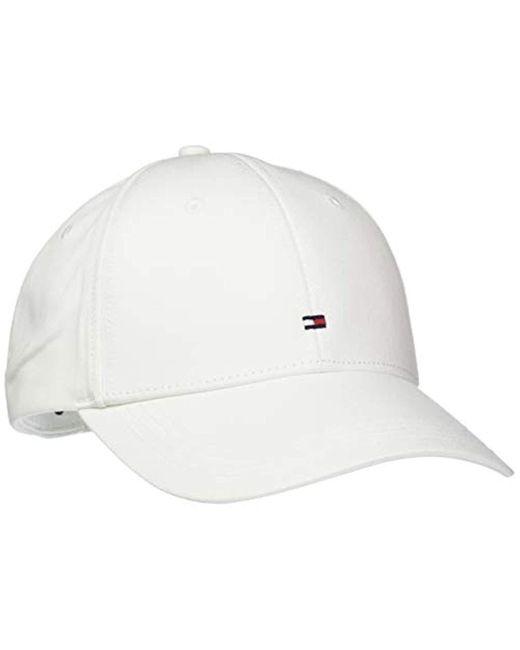Classic BB Cap Casquette de Baseball Tommy Hilfiger pour homme en coloris White