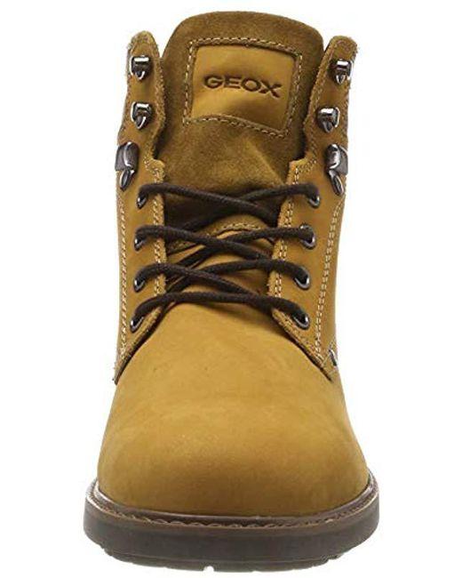 af48ecb6 ... Geox - Multicolor U Norwolk B Chukka Boots for Men - Lyst ...