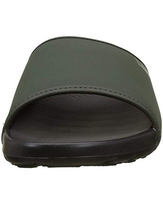 62bb99352d96c Men's Green Lido Slide Sandals In Neoprene