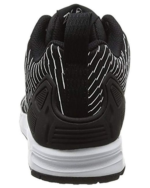 detailed look 33242 2ac48 ... Adidas - Black Zx Flux Unisex Adult Low-top Sneakers for Men - Lyst ...