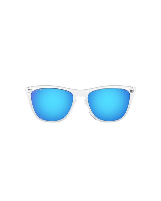 Frogskins 9013d0 Gafas de sol para Oakley de hombre de color Blue