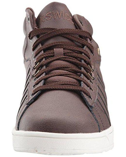 buy popular 2c5de 4ef87 Men's Brown Hoke Mid Sneaker