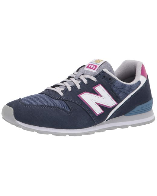 New Balance Suede 996 - Save 43% - Lyst
