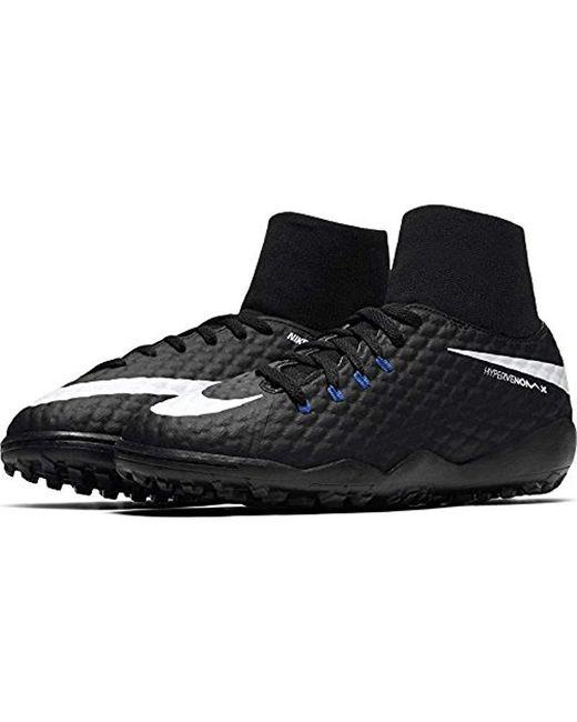 premium selection 43b06 8e980 Nike Unisex Adults' Hypervenom X Phelon 3 Df Tf Jr 917775 ...
