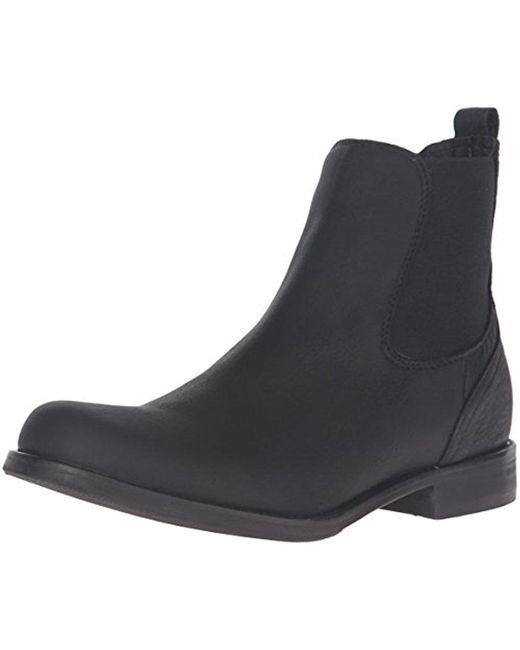 5a2460ef1c6 Women's Black 1883 By Alec Chelsea Boot