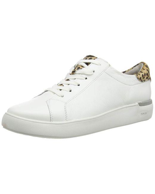 Rockport White Truflex Parissa Trainer Sneaker