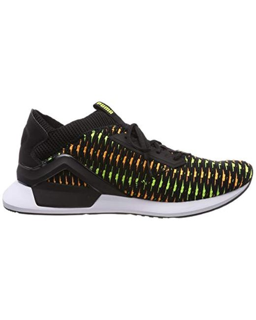 PUMA Rogue Corded Competition Running Shoes in Black for Men