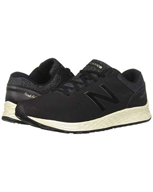Fresh Foam Arishi Luxe, Zapatillas de Running para Mujer de color negro