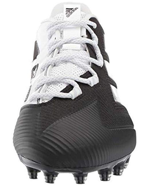 370363e66 ... Adidas - Black Freak Carbon Low Football Shoe for Men - Lyst ...