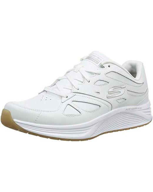 Skyline-Woodmist, Zapatillas Deportivas para Interior para Hombre Skechers de hombre de color White