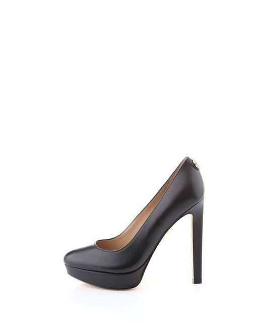 Eliada/decollete pump/leathe #black0 FL5EID LEA08 BLACK 0 Guess