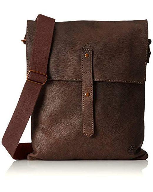 Tb0m5051, Bolso para Hombre, 1x37x31 cm (W x H x L) Timberland de hombre de color Brown