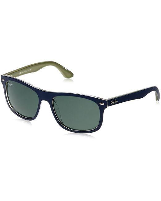 RB4226 lunettes de soleil Ray-Ban pour homme en coloris Blue
