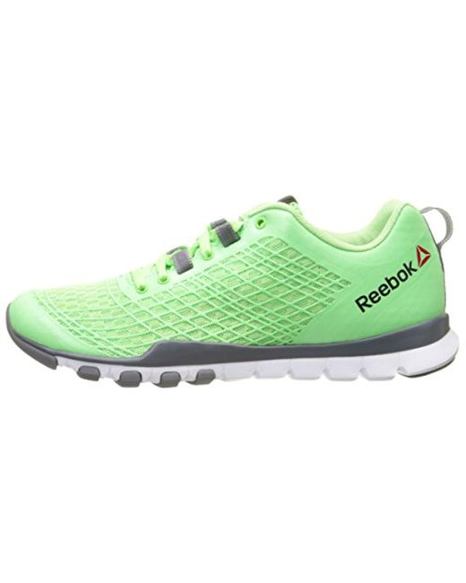 e080bee6f20 ... Reebok - Green Tbd Training Shoe - Lyst ...