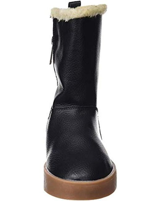 Pepe Jeans Denim Brixton One Snow Boots in Black Lyst