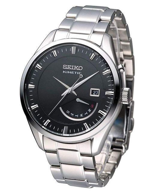 NEO CLASSIC orologi uomo SRN045P1 di Seiko in Metallic da Uomo