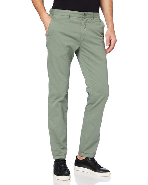 Marc O'polo 038410070 Hose in Green für Herren