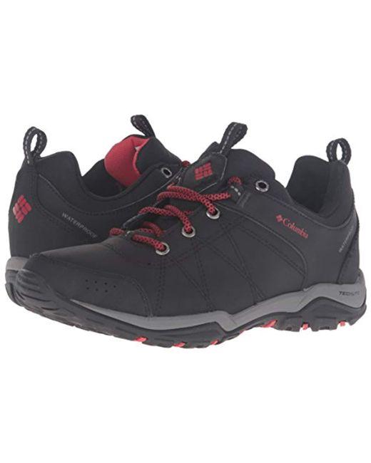 80790724bfb4 ... Columbia - Black Fire Venture Waterproof Multisport Outdoor Shoes -  Lyst ...