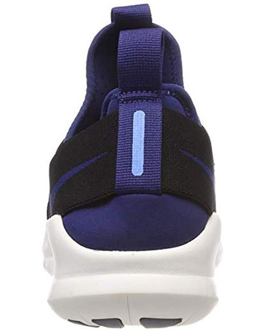 9817231cbf2b ... Lyst Nike - Blue  s Free Rn Commuter 2018 Fitness Shoes for Men ...