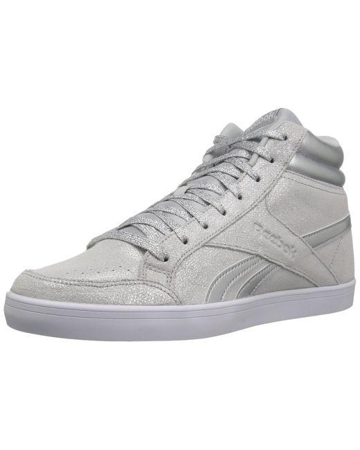 Reebok Gray Royal Aspire 2 Walking Shoe