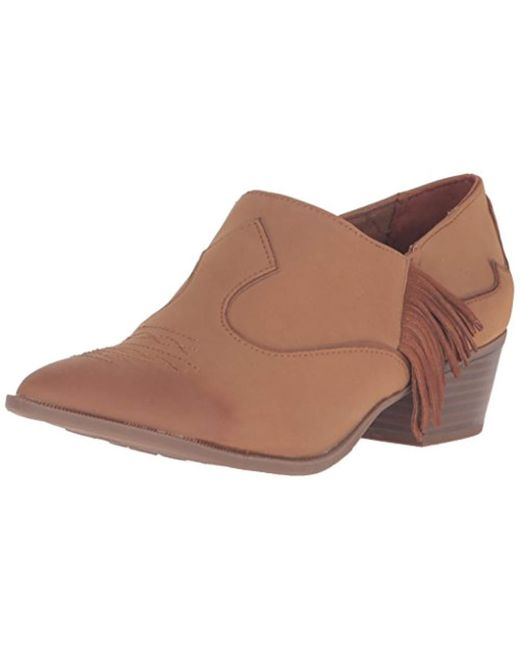 Circus by Sam Edelman Brown Hermosa Ankle Bootie