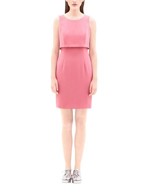 s.Oliver BLACK LABEL Pink 11705826525 Kleid