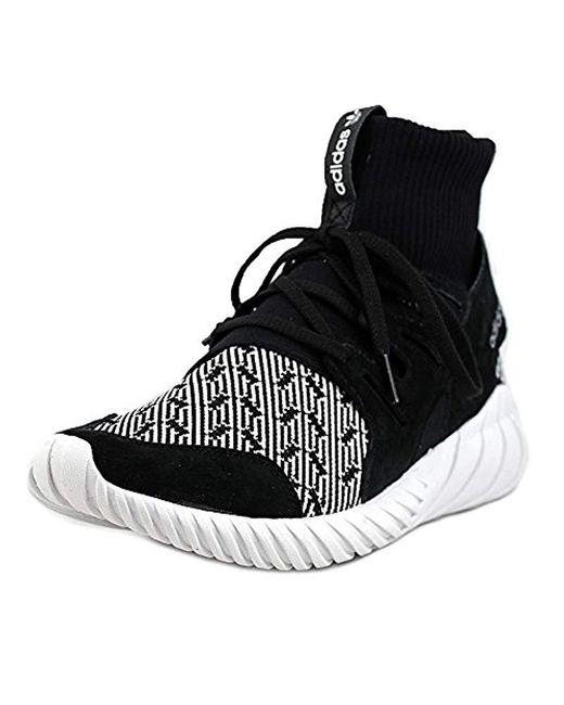 outlet store 330e2 2db2a Men's Black Tubular Doom Sock Pk Running Shoe
