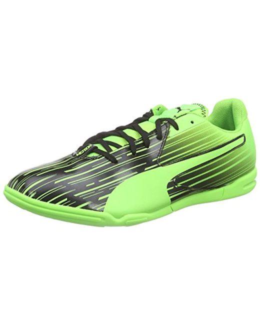 dbaa31340264 Sala Sala Lyst Green  s Puma Futsal Lt Men In Shoes Shoes Shoes For Meteor  5UnOfqx6