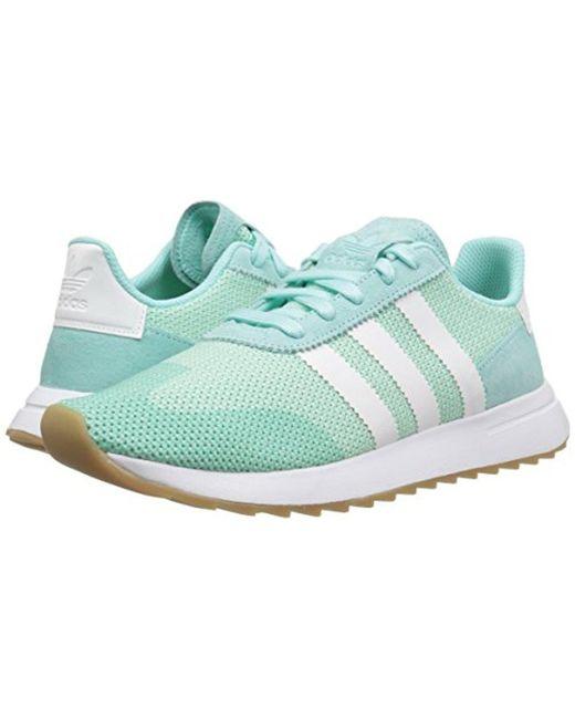 ... Adidas Originals - Multicolor Flb_runner W Running Shoe - Lyst ...