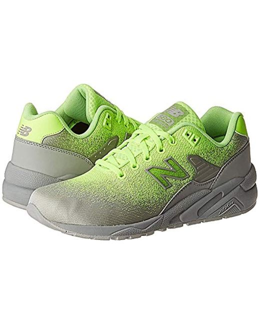 buy online 1b47c df269 Men's Green 580 Re-engineered Casual Shoes Size 13