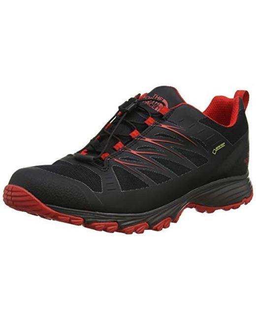 c81665ec8 Men's Black M Venture Fastlace Gtx Low Rise Hiking Boots