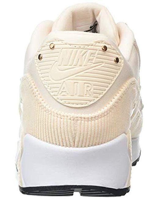 Nike 's Air Max 90 Lea Gymnastics Shoes Lyst