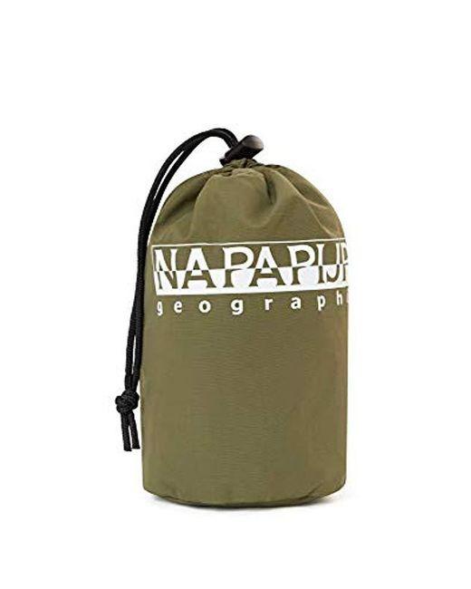 d6cd232a34 ... Napapijri - Green Bags Sac de Sport Grand Format, 60 cm for Men - Lyst  ...