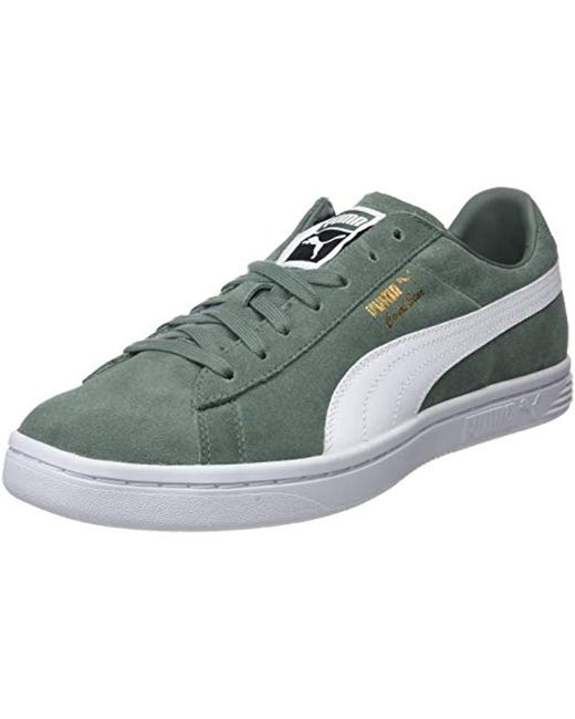 uk availability a1d41 2c26a Green Unisex Adults' Court Star Fs Low-top Trainers