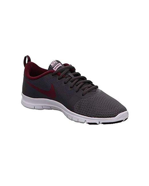 52de8d2253426 ... Nike - Gray Wmns Flex Essential Tr Fitness Shoes - Lyst ...