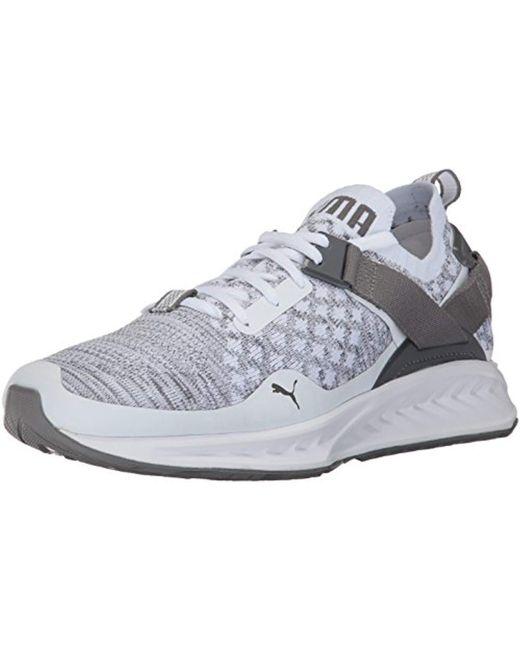 ac78447efcd PUMA - Multicolor Ignite Evoknit Lo Sneaker for Men - Lyst ...