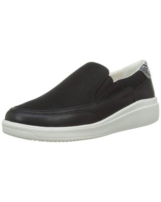 Geox Black D TAHINA B Sneaker