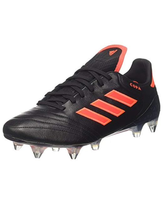 Men's Black Copa 17.1 Sg Football Training Shoes