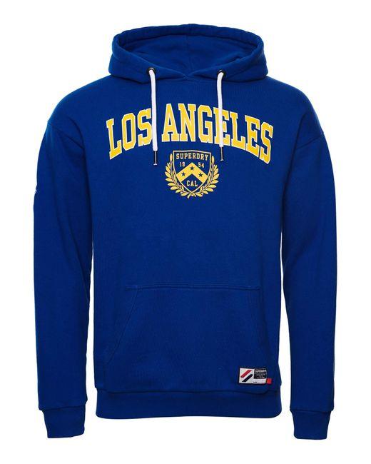 M2011168A HOTTE City College Box 190320 Superdry pour homme en coloris Blue