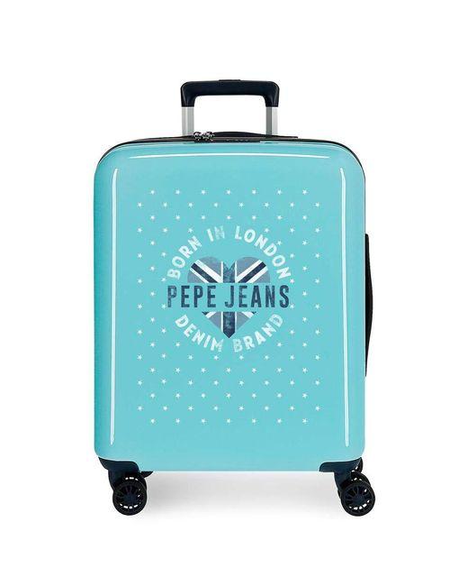 Emory Moda giovanile 40x55x20 Centimeterss Azul di Pepe Jeans in Blue