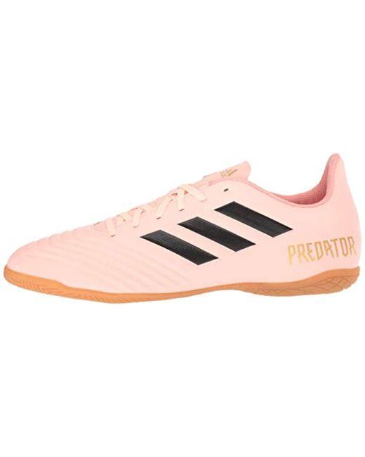 adidas Predator Tango 18.3 TF J Clear OrangeBlackTrace Pink