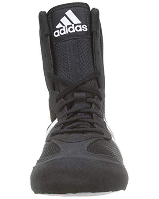 Basketball Schuhe adidas Herren Box Hog 2 Ba7928 Multisport